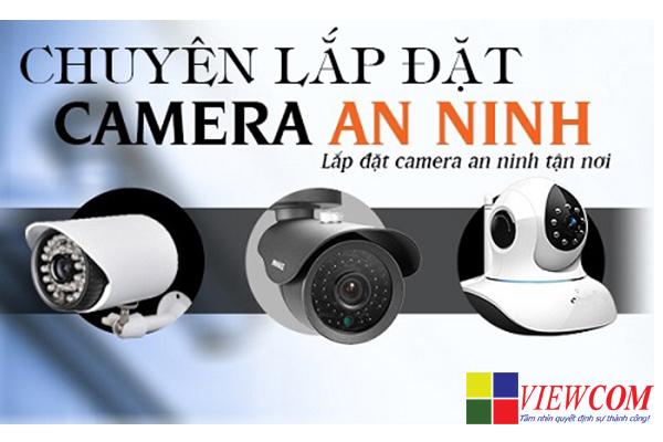 Công ty lắp đặt camera tại tphcm