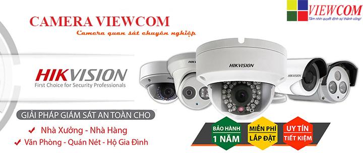 Dịch vụ lắp đặt camera giám sát