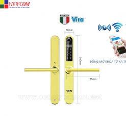 Khóa cửa xingfa Viro-Smartlock 5in1 VR-31A